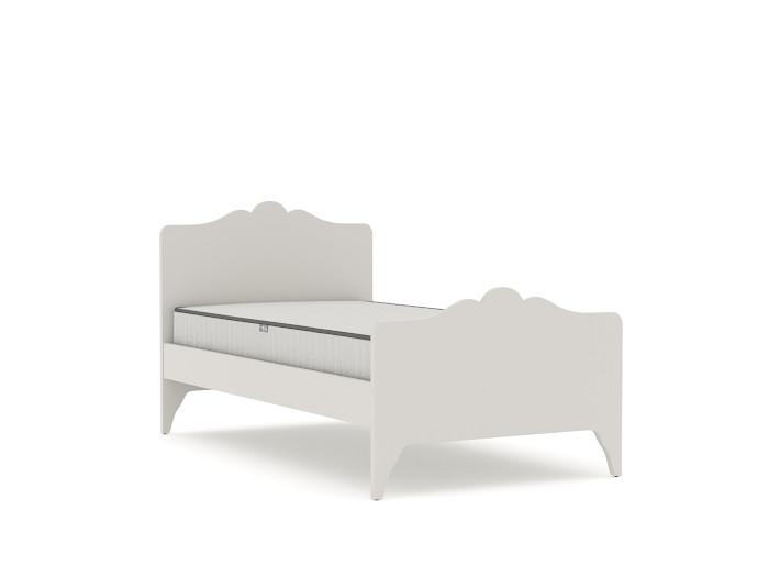 Arendelle White Single Bed | Bedtime.