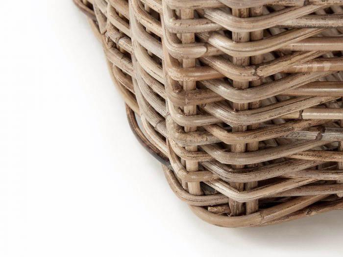 Hampton Small Storage Basket | Now On Sale | Edge View | Bedtime.