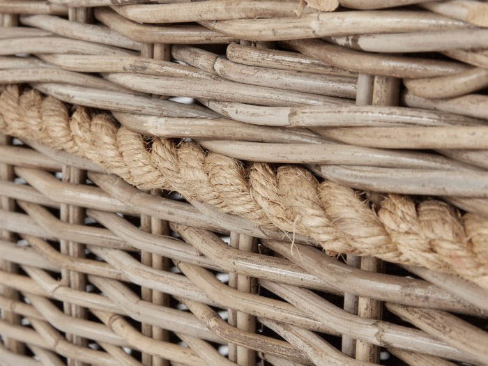 New England Medium Hamper   Now On Sale   Rope View   Bedtime.