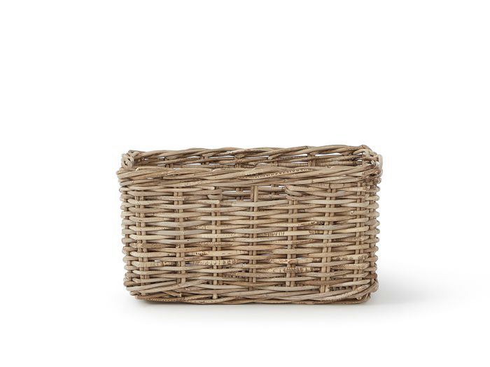 Bookcase Basket | Now On Sale | Side View | Bedtime.