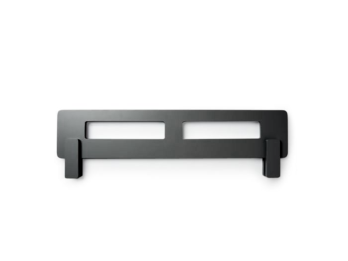 Classic Graphite Grey Bed Guard
