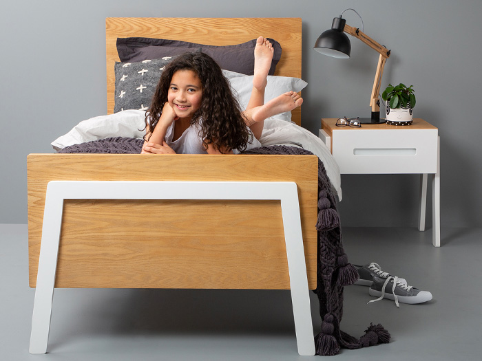 Kaspar Single Bed - Lifestyle
