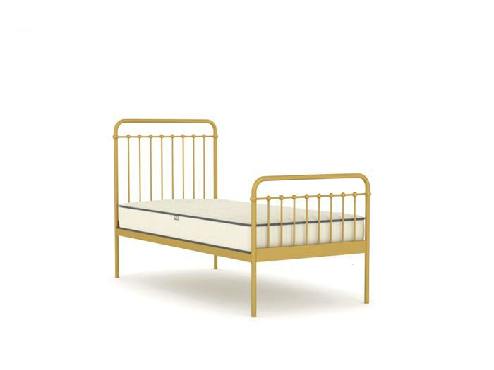 Loft Soft Gold Single Bed | Now On Sale | Bedtime.
