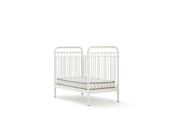 Loft White Metal Cot | Now On Sale | Bedtime.
