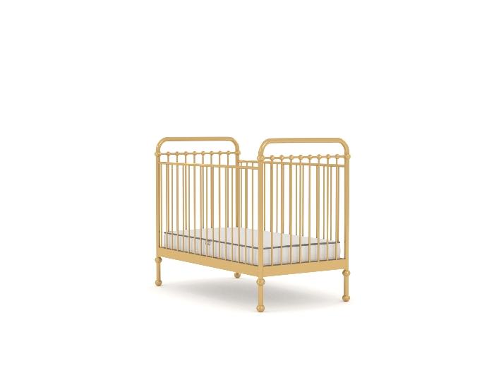 Loft Soft Gold Cot