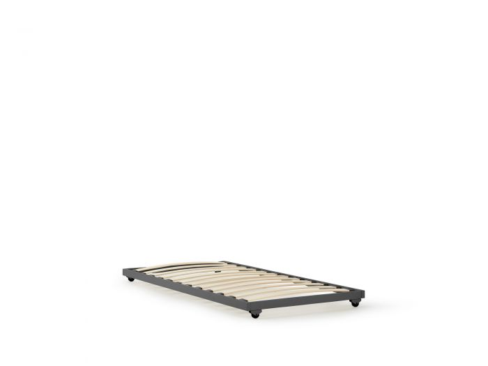 Graphite Metal Trundle Bed | Now On Sale | Bedtime.