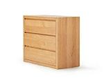 Mojo 3 Drawer Dresser