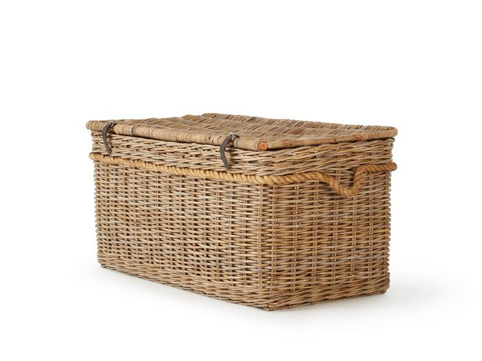 New England Large Hamper | Now On Sale | Bedtime.
