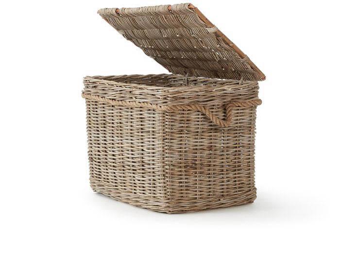 New England Medium Hamper   Now On Sale   Open Basket   Bedtime.