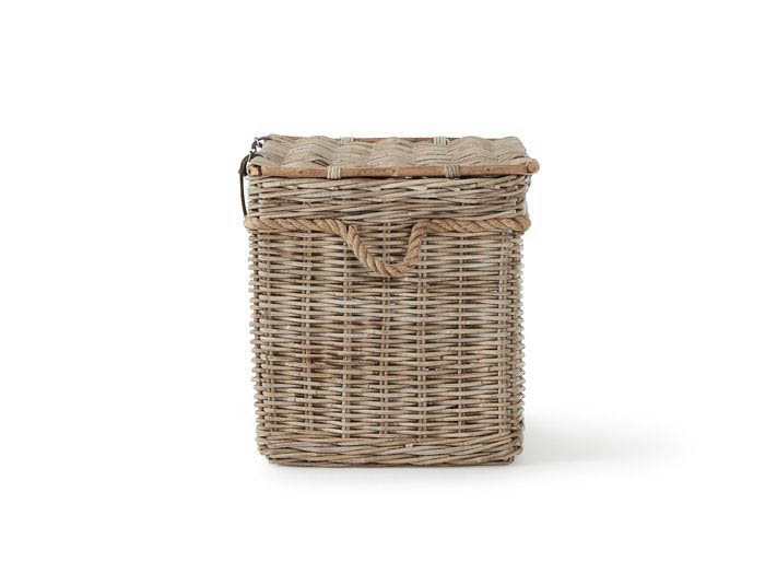 New England Medium Hamper   Now On Sale   End View   Bedtime.