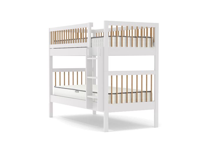 Nord Two-Tone Bunk Bed