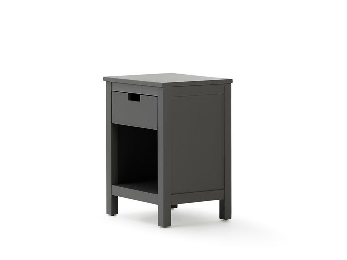 Soho Graphite Bedside Table | Now On Sale | Bedtime.