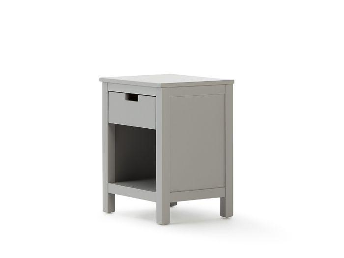 Soho Grey Bedside Table | Now On Sale | Bedtime.