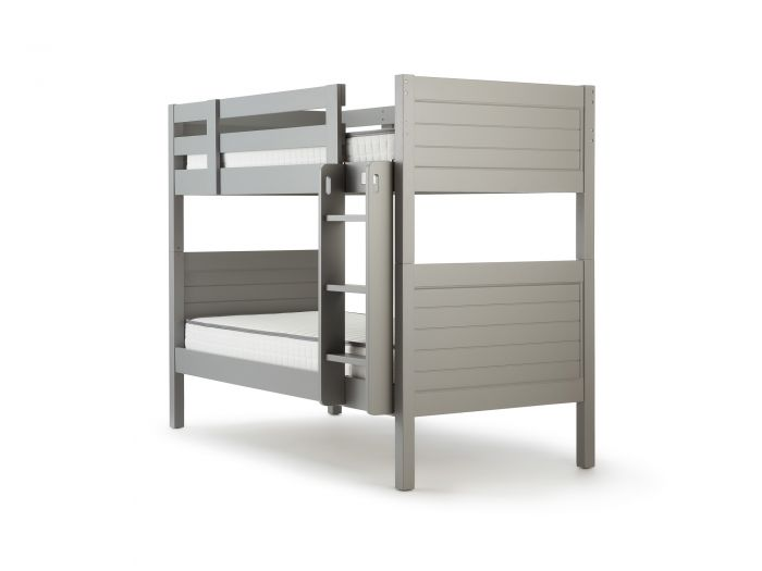 Soho Grey Single Bunk Bed | Now On Sale | Bedtime.