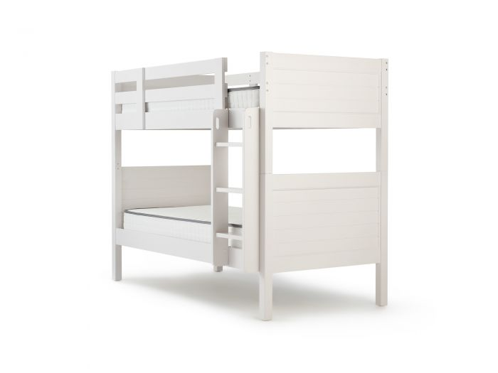 Soho White Single Bunk Bed | Now On Sale | Bedtime.