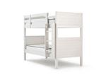 Soho White Single Bunk Bed