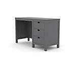 Soho Graphite Desk