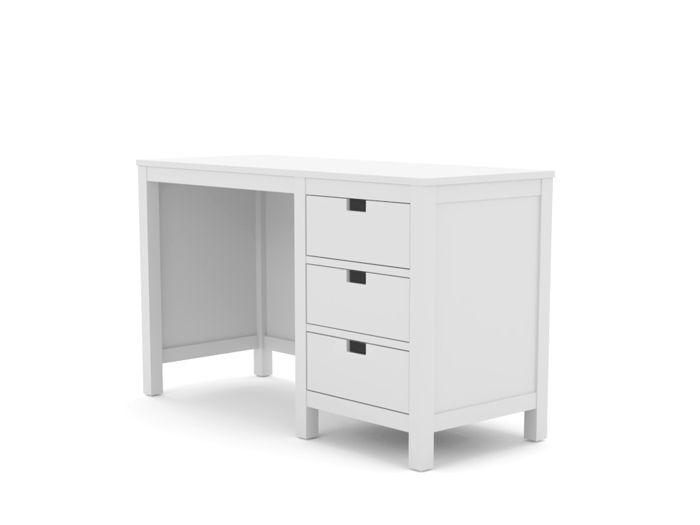 Soho White Desk | Bedtime.