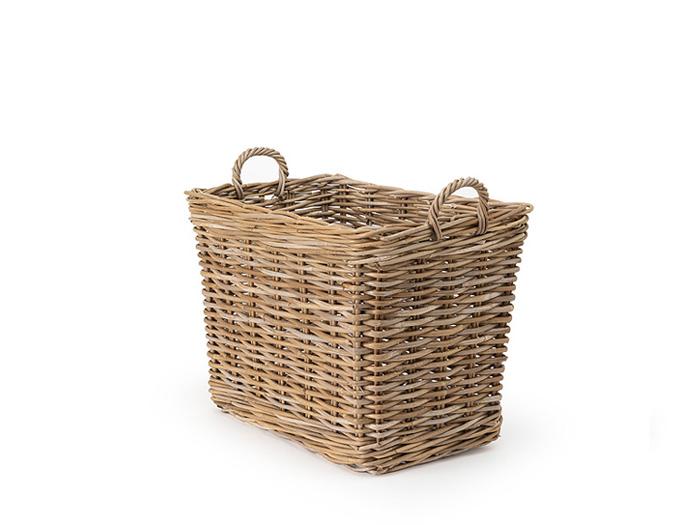 Studio Cane Extra Large Storage Basket | Bedtime.