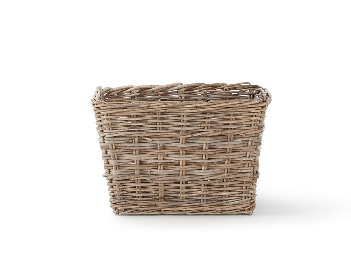 Tapered Rectangular Basket | Now On Sale | SideView |Bedtime.