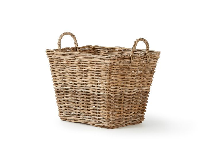 Tapered Basket with Handles | Now On Sale | Bedtime.