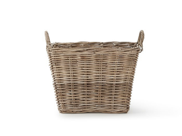 Tapered Basket with Handles | Now On Sale | Side View |Bedtime.