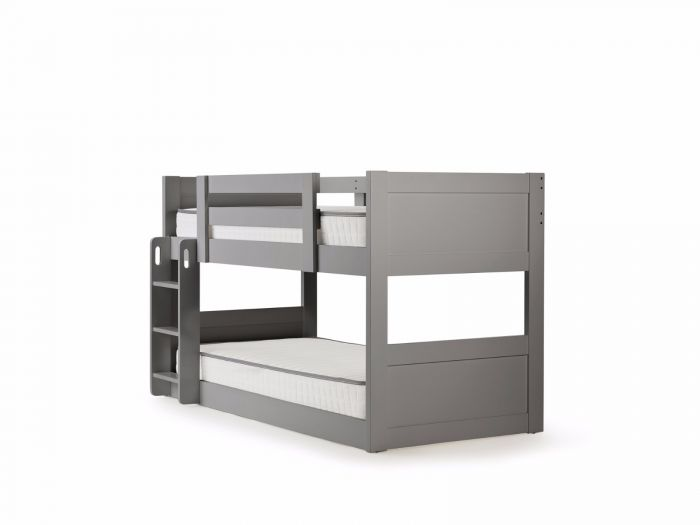Town & Country Grey Single Low Bunk Bed | Now On Sale | Bedtime.