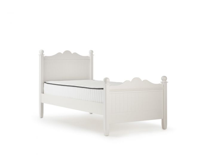 Vanity Fair White King Single Bed | Now On Sale | Bedtime.