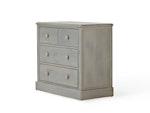 Woody Greywash 4 Drawer Dresser