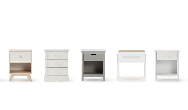One Drawer Bedside Tables | Now On Sale | Bedtime.