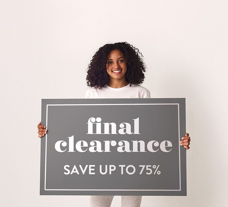 Clearance | Now On Sale | Bedtime.
