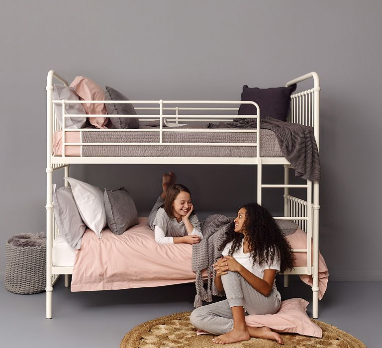 Metal Bunk Beds | Now On Sale | Bedtime.